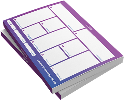 Business Model Canvas Tunity